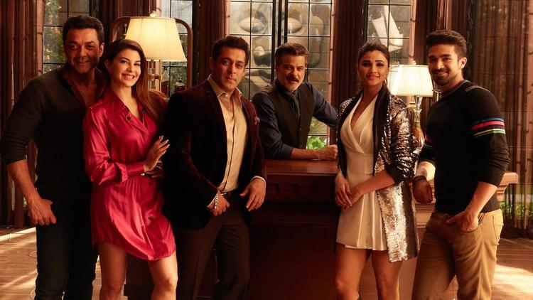 Race 3 Enters the 100 Crore Club Much Before Release!