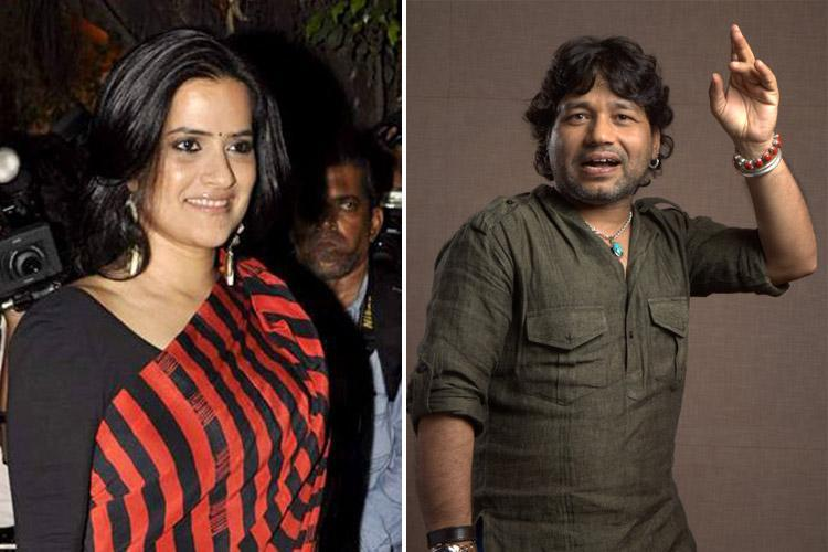 Sona Mohapatra Accuses Kailash Kher of Sexual Harassment!