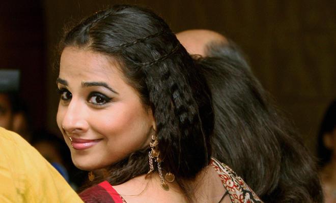 Vidya Balan Talks Sense Once Again
