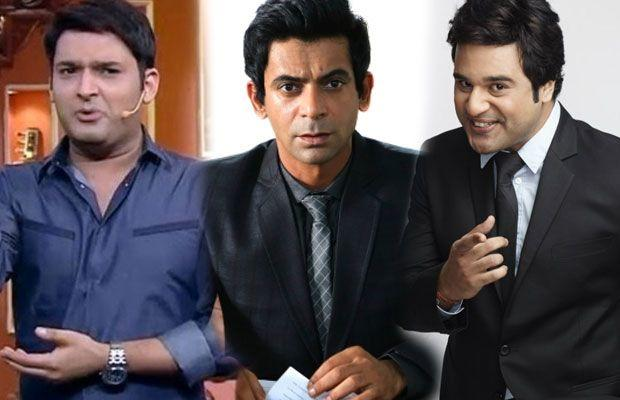Sunil Grover and Krushna Abhishek joining hands for a new show very soon.