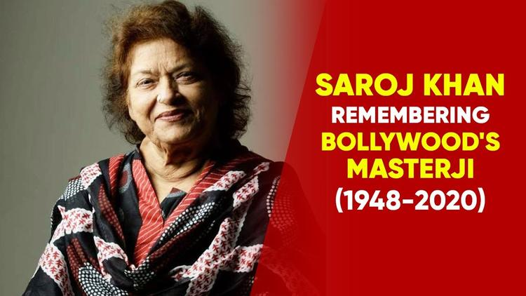 A Look at The Journey of Nirmala Nagpal aka Saroj Khan