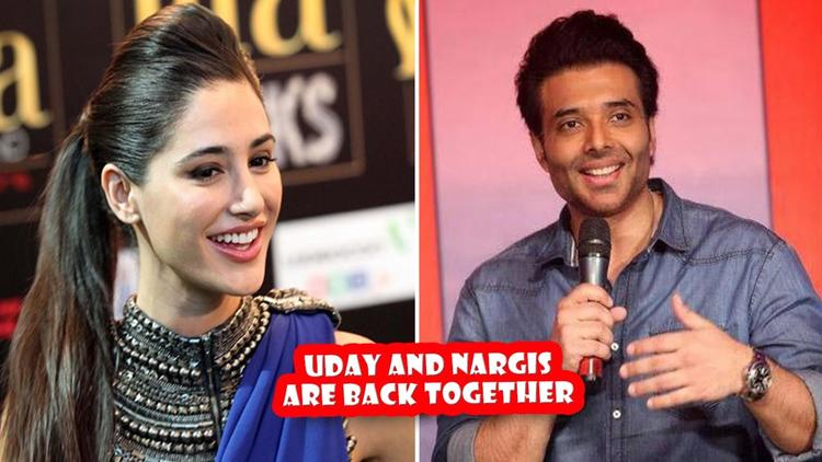 Marriage on Cards for Nargis Fakhri and Uday Chopra!
