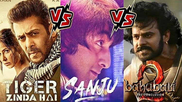 Will Sanju Shatter BO Records of Salman Khan?