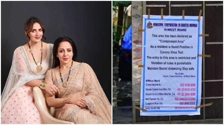 Rumor alert: Hema Malini Tested Covid positive After the Bachchans!